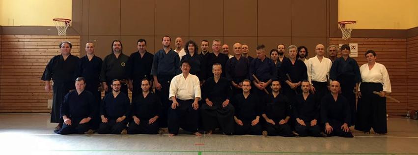 Ono Ha Itto Ryu Germany Seminar